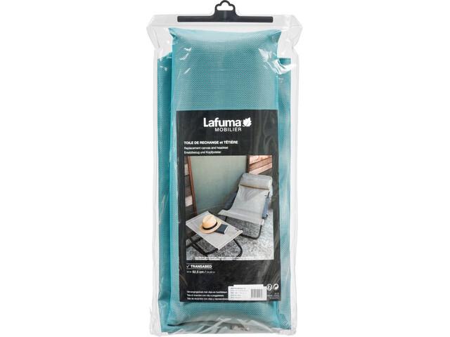 Lafuma Mobilier Set couverture de rechange Pour Transabed Batyline, lac